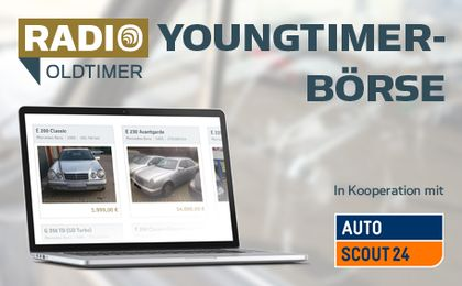 Youngtimerbörse in Kooperation mit AutoScout24