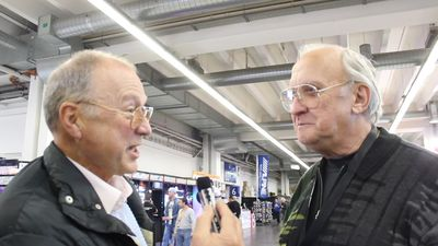 Arno Wahl im Interview mit dem ehemaligen Rennfahrer Jürgen Neuhaus
