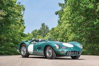Bei RM Sotheby's versteigert: Aston Martin DB4 GT Prototype (1959) für 6,765 Millionen US-Dollar (5,756 Mio. Euro)