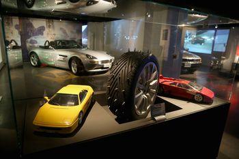 James-Bond-Ausstellung in London. Foto: Auto-Medienportal.Net/London Film Museum