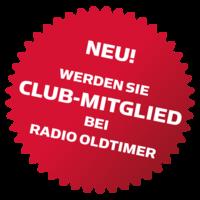 Neu! Werden Sie Club-Mitglied bei RADIO OLDTIMER