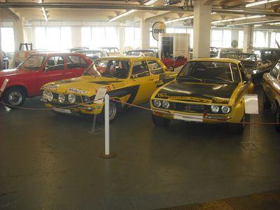 Rallye-Erfolge der 70er Jahre: Rennfertige Ascona und Manta A