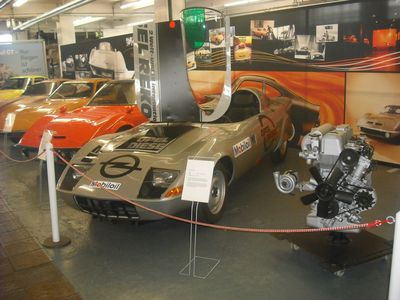 Klassiker, noch VOR der Chevrolet Corvette vorgestellt: Der GT