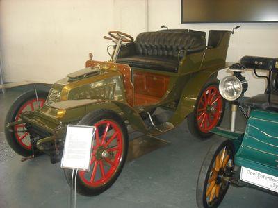 """Nachfolger:  Opel """"System Darraq"""""""