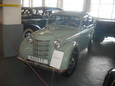 Was wäre wenn: Opel baute mit dem Kadett schon vor dem Krieg Autos, die sich jeder leisten konnte