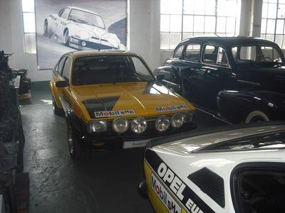 Rundstreckenrenner: Der Kadett GT/E war nicht nur auf den Rallyepisten erfolgreich