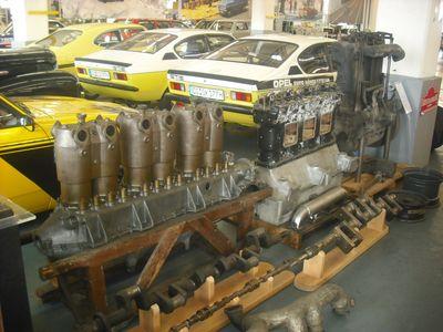 Großkaliber: Flug- und Zeppelinmotoren von Opel vor dem 1. Weltkrieg