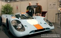 Jürgen Neuhaus und Erich Rostek und der Porsche 917K