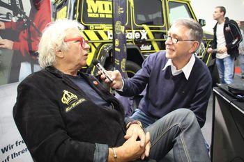 """Kurt """"Kutte"""" Klein im Interview mit Gerhard Slotta"""