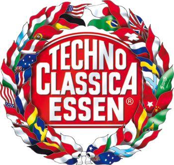 Logo der Techno Classica Essen