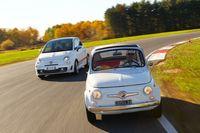 "Fiat 500 Abarth 595 ""50th Anniversary"". Foto: Auto-Medienportal.Net/Fiat"