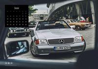 Mercedes-Benz Classic Kalender 2019. Foto: Auto-Medienportal.Net/Daimler