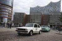 Hamburg-Berlin-Klassik 2018: Golf I GTI (1978). Foto: Auto-Medienportal.Net/Sonntag