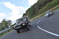 """Creme 21""-Rallye 2018: VW ""Paris-Dakar""-Iltis (1980). Foto: Auto-Medienportal.Net/Mutschler"