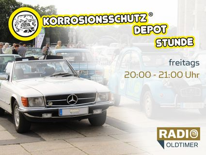Korrosionsschutz Depo Stunde: freitags 20:00-21:00 Uhr